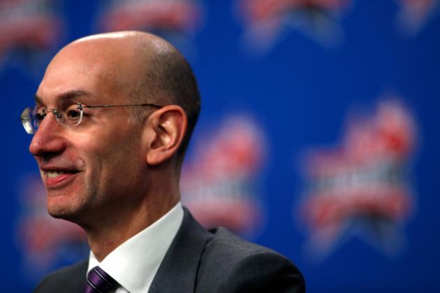 NBA Draft Lottery: Which Team Deserves the No. 1 Pick?