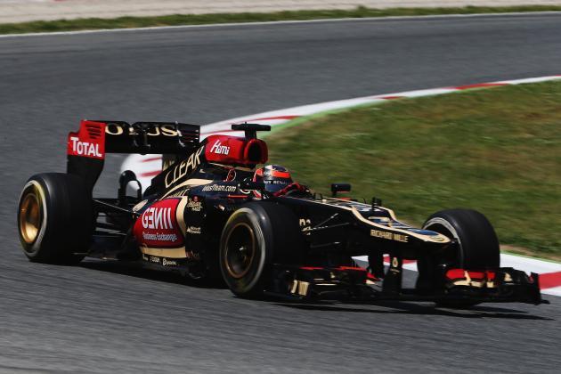 Lotus Confident Raikkonen Will Stay for 2014