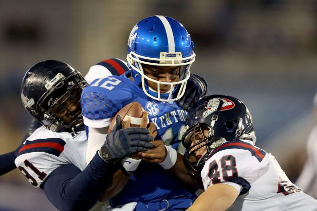 Can UK's Air Raid 2.0 Produce One-Year Offensive Turnaround?