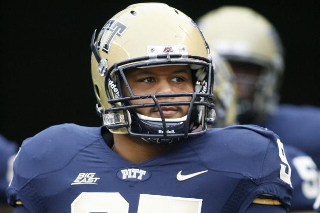 Aaron Donald Named to Lott IMPACT Trophy Watch List