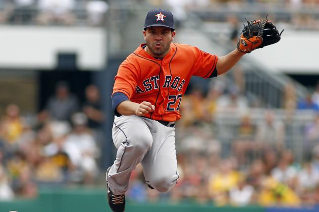 Jose Altuve Rejoins Octagon; Leaves Boras