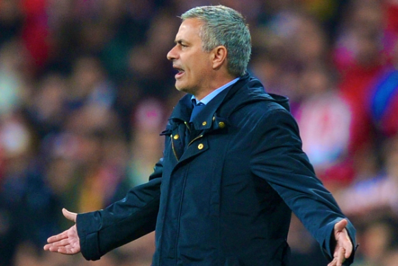 Barcelona Swipe at Outgoing Real Madrid Coach Mourinho Does Club Few Favours