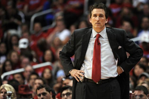 Twitter Reacts to Clippers Parting Ways with Vinny Del Negro