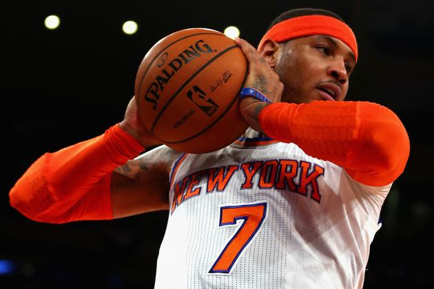 Will Carmelo Anthony's Legacy Ever Live Up to Superstar Billing?