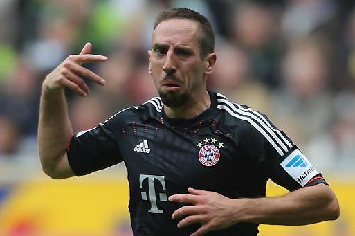 Ribery: 'Simply Put, We're Stronger'