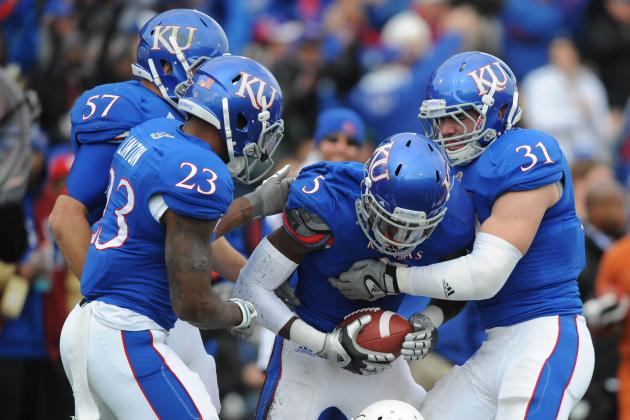 Grads Big Part of KU Football