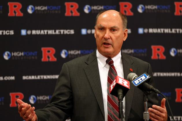 Q&A with Big Ten Commissioner Jim Delany
