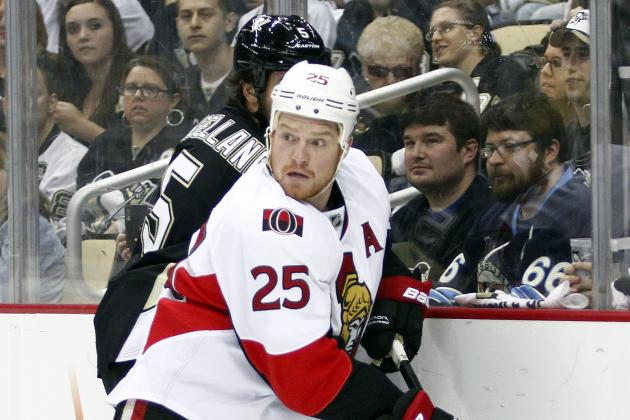 Sens' Neil to Play in Game 4 After Taking Hit from Orpik