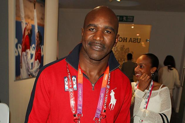 Evander Holyfield Close to Oct. Bout; Wants $250K