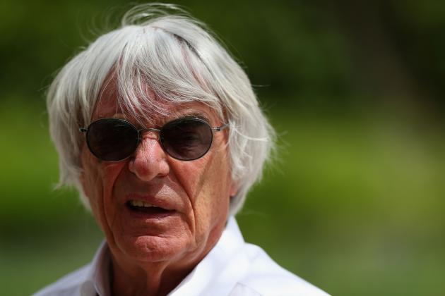 Formula One Board Backs Ecclestone