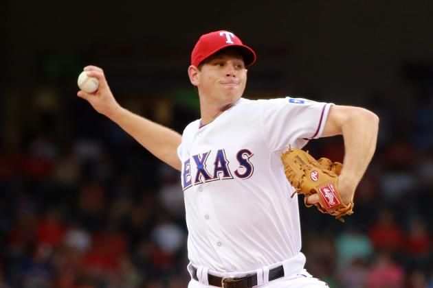Rangers Set to Purchase Contract of Neal Cotts; Nick Tepesch to Be Skipped