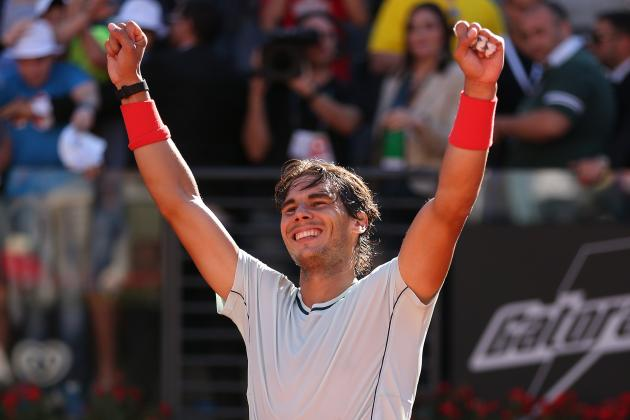 Rafael Nadal's 2013 Season Shaping Up to Be Most Impressive of Star's Career