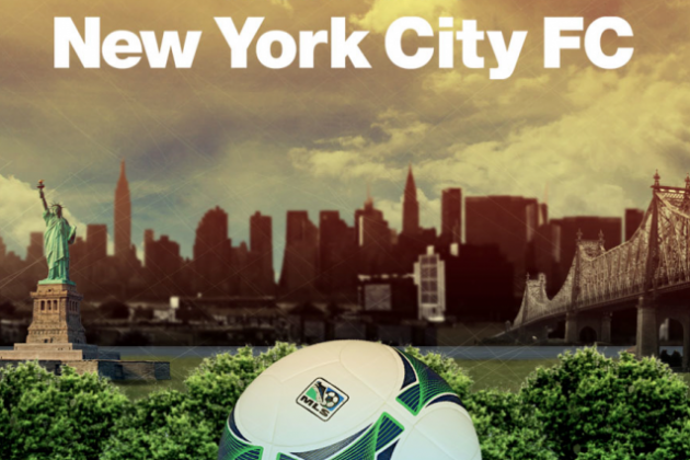 MLS, Yankees and Manchester City Announce Partnership to Create New York City FC
