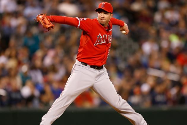 Angels Activate Burnett off DL