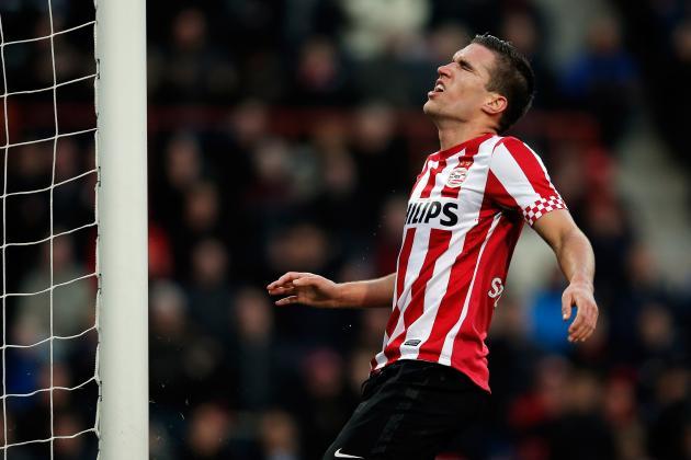 Arsenal Transfer Rumours: Stevan Jovetic, Kevin Strootman Should Top Wish List