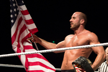 Antonio Cesaro Is Not Ready for WWE's Main Event Scene
