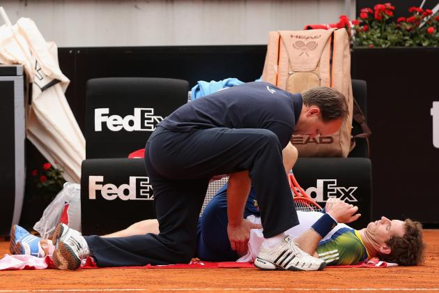 Andy Murray Withdraws from French Open Due to Back Injury