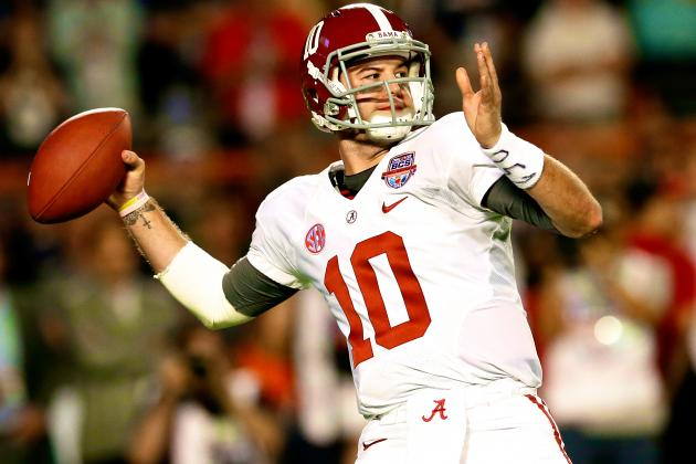 Will the SEC Dominate Again in 2013? 11 of 14 Starting QBs Are Back