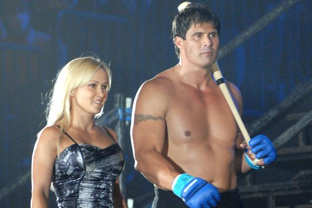 Jose Canseco Proves He Will Do Anything for Publicity