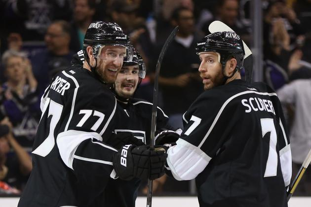 Unsung Hero: Rob Scuderi Remains Critical 'Piece' for Defending Champ Kings