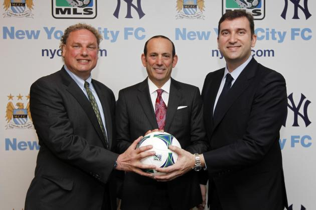 New York City Football Club: Creating Uniforms for the MLS Expansion Franchise