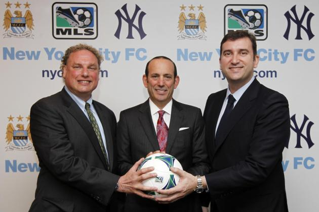 Are Yankees Risking Spreading Empire Too Thin with MLS Team Ownership?