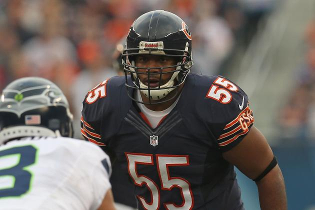 Briggs: 'Very Different' Without Urlacher