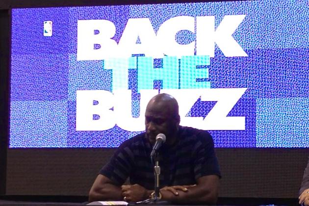 Michael Jordan Announces Bobcats Intend to Become Charlotte Hornets