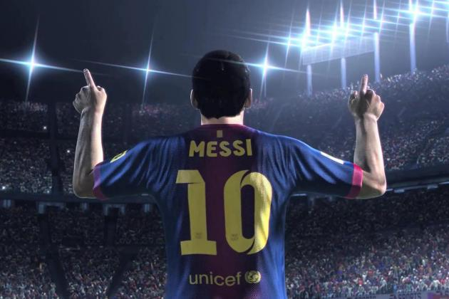 FIFA 14: New Ignite Engine Key to Series' Success on Next-Gen Consoles