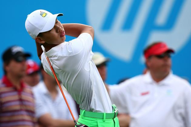 Guan Tianlang Withdraws from U.S. Open Qualifying