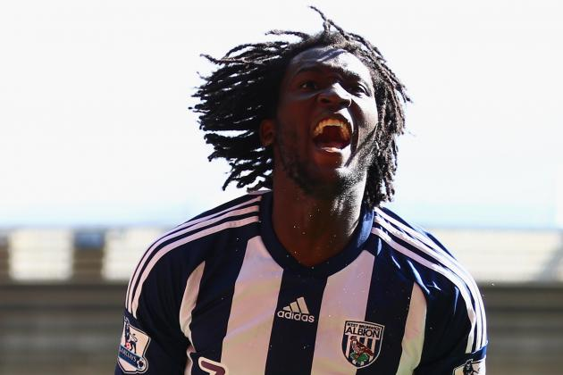 West Ham Plotting to Pair Carroll with Lukaku in Transfer Coup