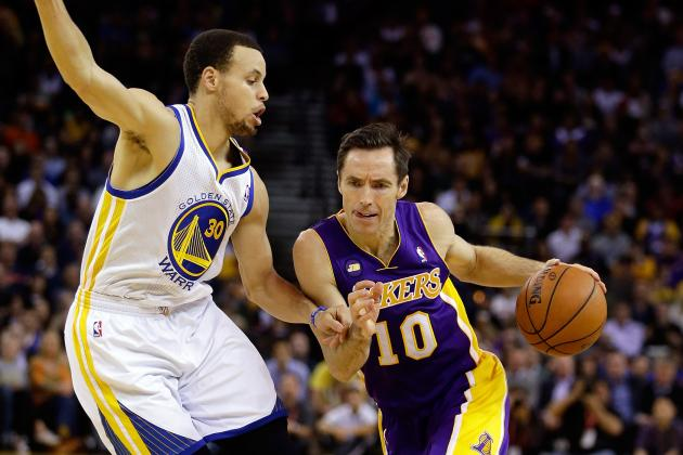 Stephen Curry Can Be the Next Steve Nash, but Does He Want to Be?