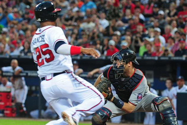 ESPN Gamecast: Twins vs. Braves