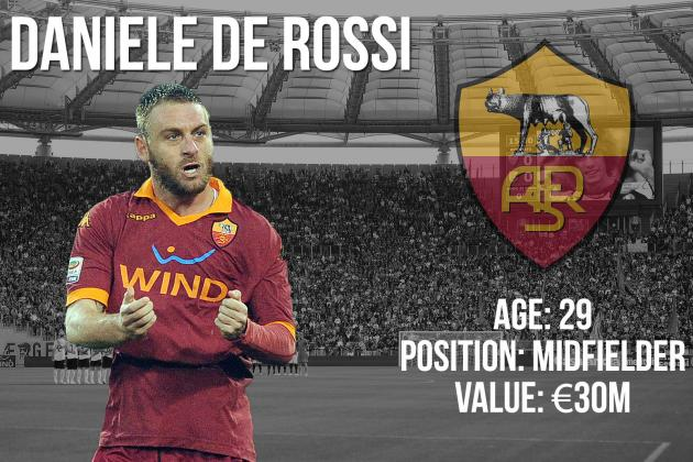 Daniele De Rossi: Summer Transfer Window Profile and Scouting Report