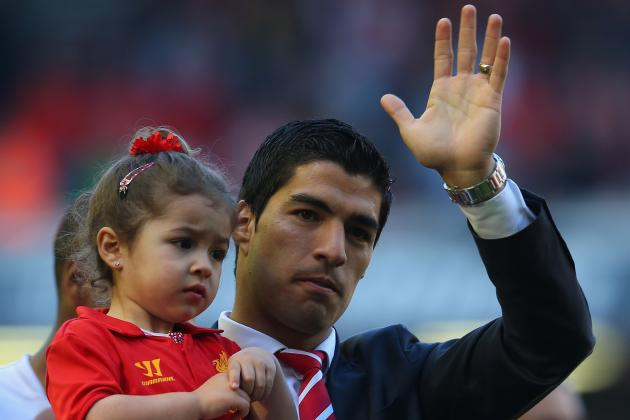 Suarez Is Happy, Settled and Won't Leave Predicts Boss Rodgers
