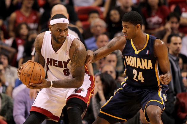 How Paul George Can Solidify Superstar Status Against LeBron James