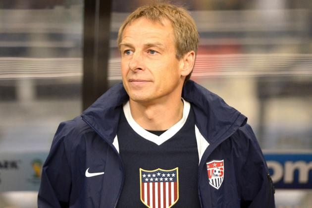 USMNT: Don't Sweat the Jurgen Klinsmann to Everton Rumors, At Least Not Yet