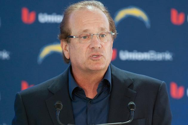 Spanos: San Diego Chargers Won't Bolt to LA
