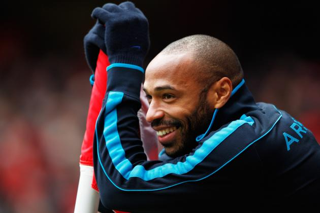 Why Thierry Henry Is the Most Popular Arsenal Player Ever