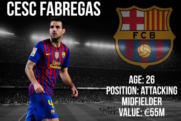 Cesc Fabregas: Summer Transfer Window Profile and Scouting Report