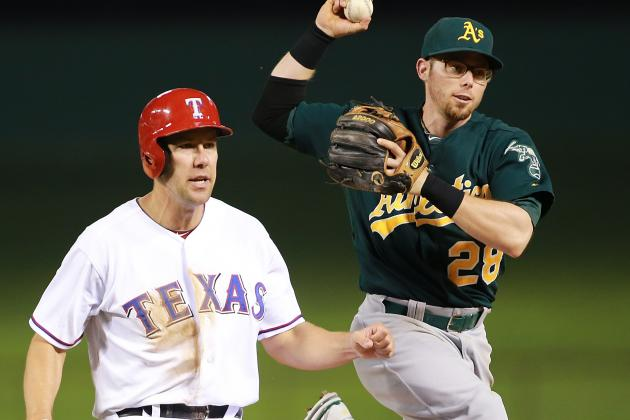ESPN Gamecast: Athletics vs. Rangers