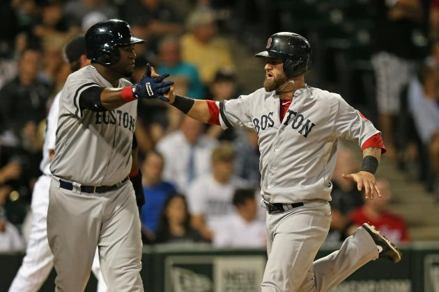 ESPN Gamecast: Red Sox vs. White Sox