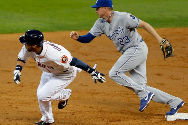 ESPN Gamecast: Royals vs. Astros