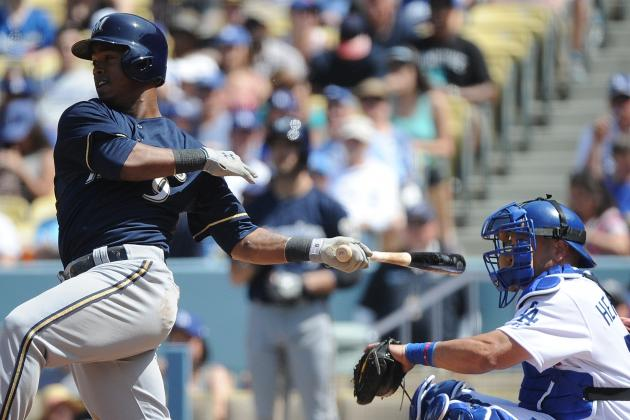 ESPN Gamecast: Dodgers vs. Brewers