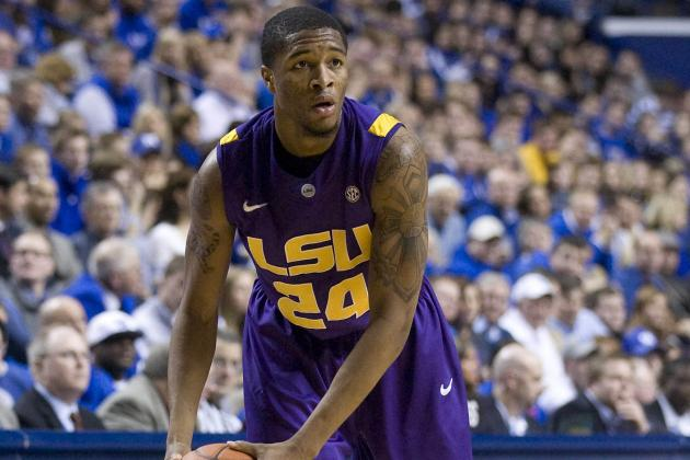 Jones: Malik Morgan Won't Transfer from LSU