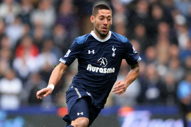 Are Spurs Putting the 'For Sale' Sign on Clint Dempsey?