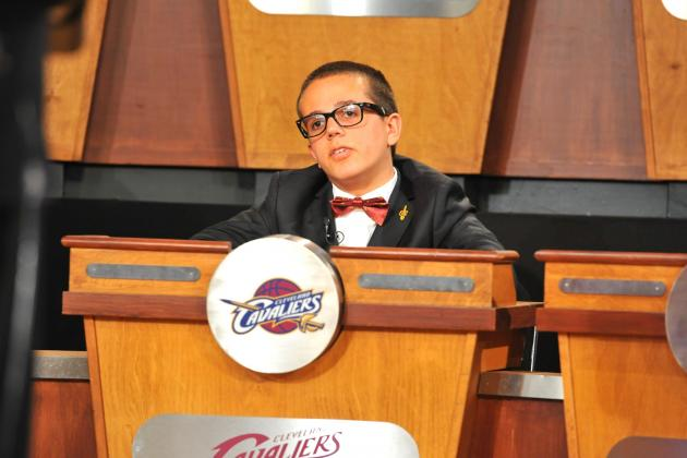 NBA Draft Lottery 2013: Live Results and Analysis