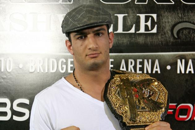 Gegard Mousasi: Top 3 Fighters Like Belfort and Okami Lead Wish List