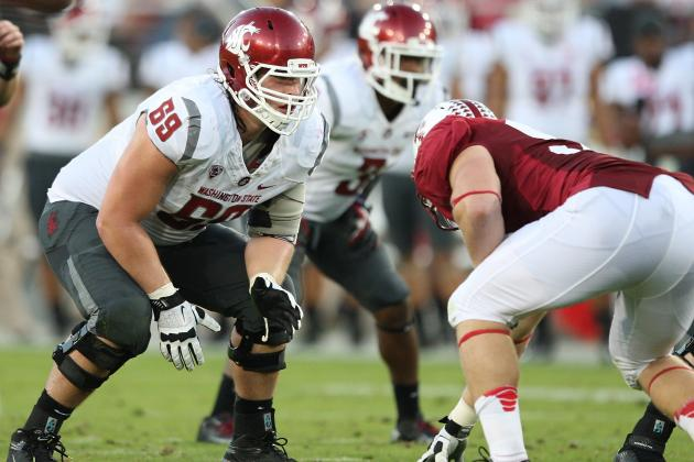 OL Jake Rodgers Will Leave Cougars