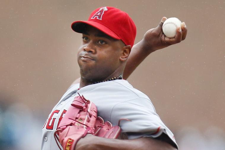 Trout Records Cycle in 12-0 Rout of Mariners